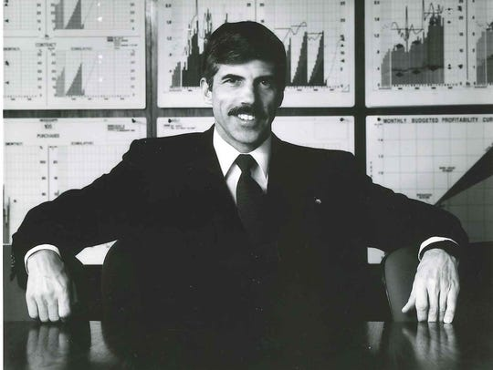 Dick Resch has relied on charts and metrics to map