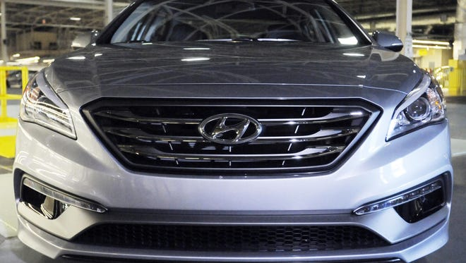 Hyundai announced the recall of 470,000 Sonatas.
