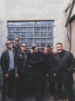 Dropkick Murphys are set to perform at Seven Flags Events Center in Clive.