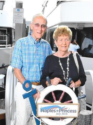 Ed and Alma McCaffrey