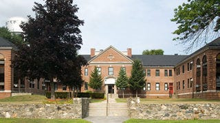 The Bedford Veterans Quarters at the Edith Nourse Rogers Memorial Veterans Hospital in Bedford