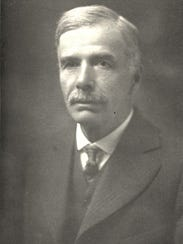 William Seward, first director of the Binghamton Public
