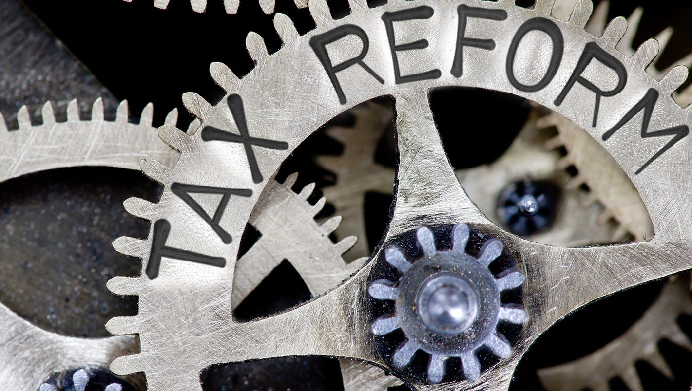 Federal tax reform remains a discussion, not a reality