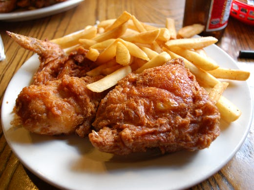 Fried Chicken Five Great Restaurants Across The Usa