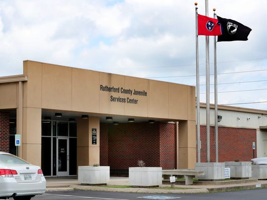 The Rutherford County Juvenile Detention Center is on South Church Street in Murfreesboro.