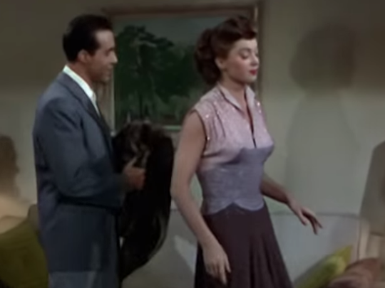 """A radio station in Cleveland, Ohio, has decided to remove the classic """"Baby, It's Cold Outside"""" from its holiday playlist."""