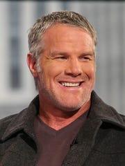 Brett Favre's TV commercial for Wrangler jeans was