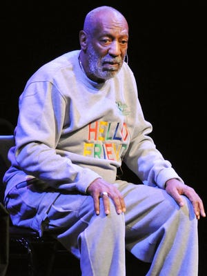 Bill Cosby performs at King Center For The Performing Arts on November 21, 2014 in Melbourne, Florida.