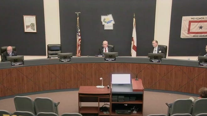 The Flagler County Commission Monday discussed receiving $20 million in CARES Act funding.