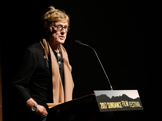 Robert Redford, founder of the Sundance Institute,