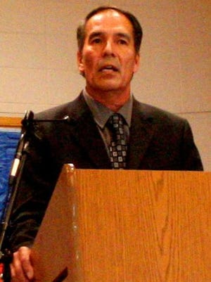 Floyd Azure, chairman of the Fort Peck Assiniboine and Sioux Tribes Executive Committee.