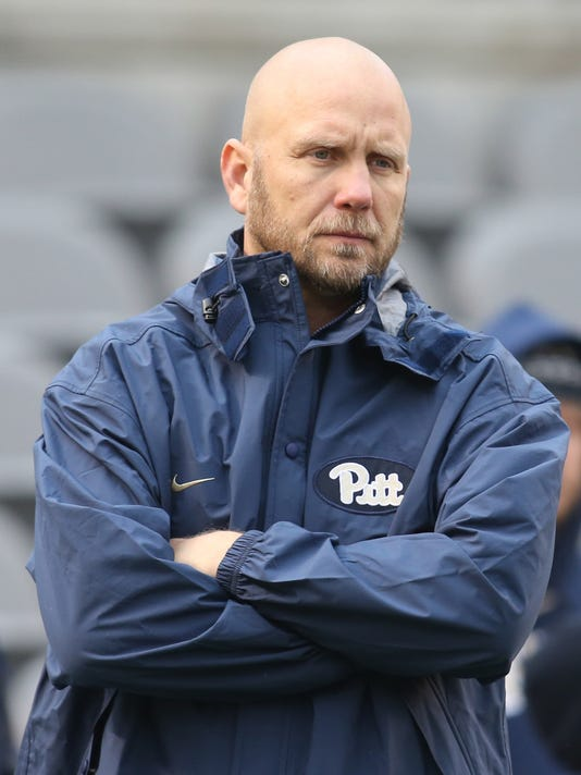 NCAA Football: Syracuse at Pittsburgh