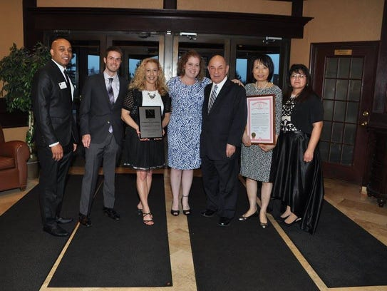 Diversified Members Credit Union was honored for Customer