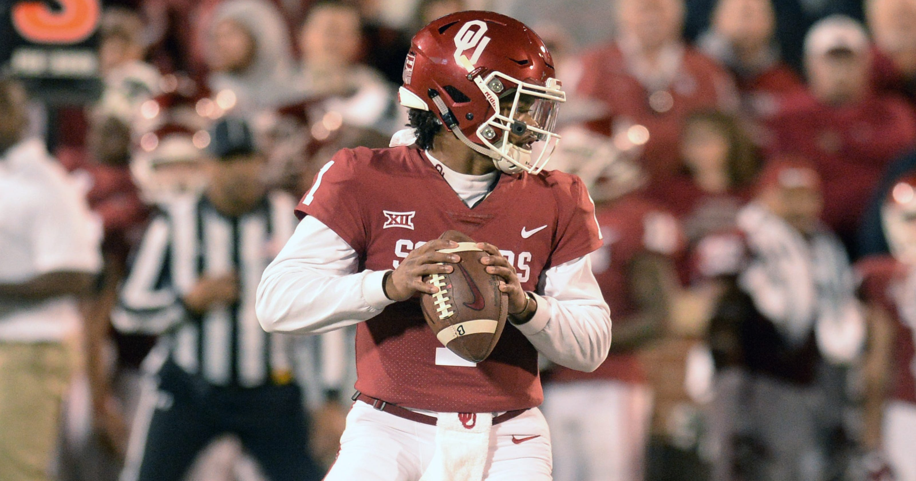 10c0689d6 Kyler Murray s selection in MLB draft throws big wrench in Oklahoma s  football plans