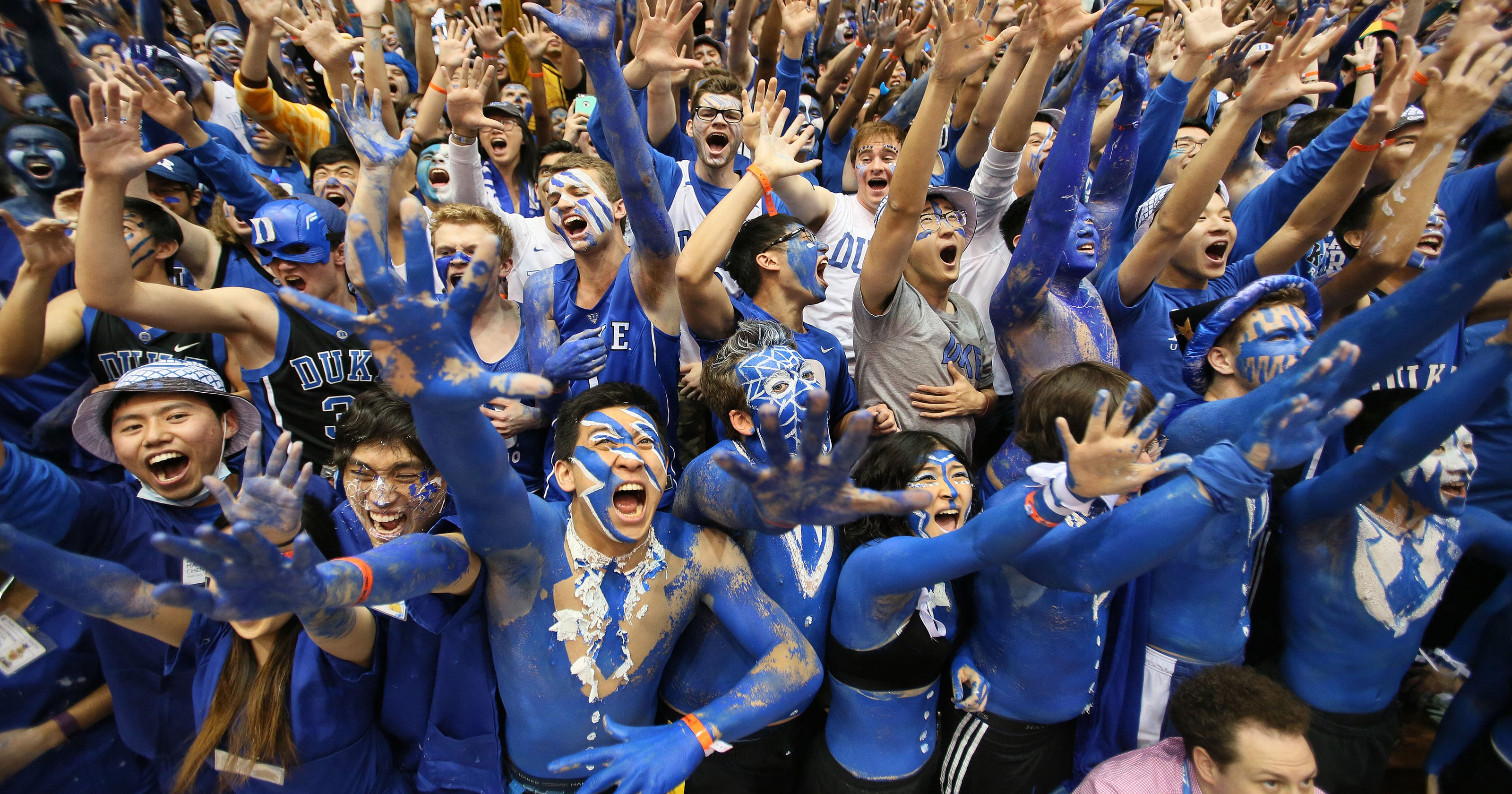 Why Duke fans rocked to 'Everytime We Touch'