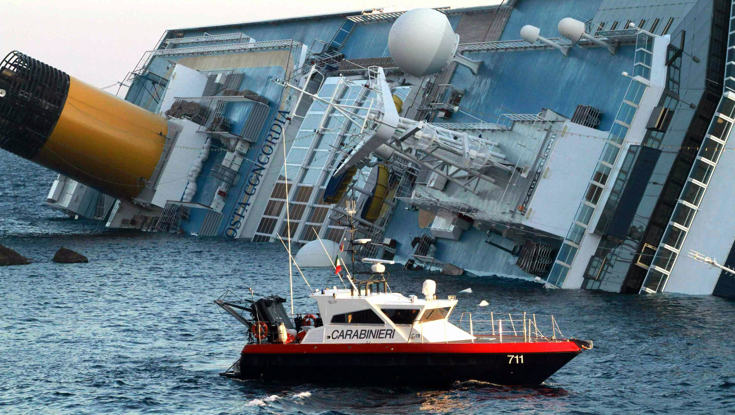 Cruise Ship Incidents