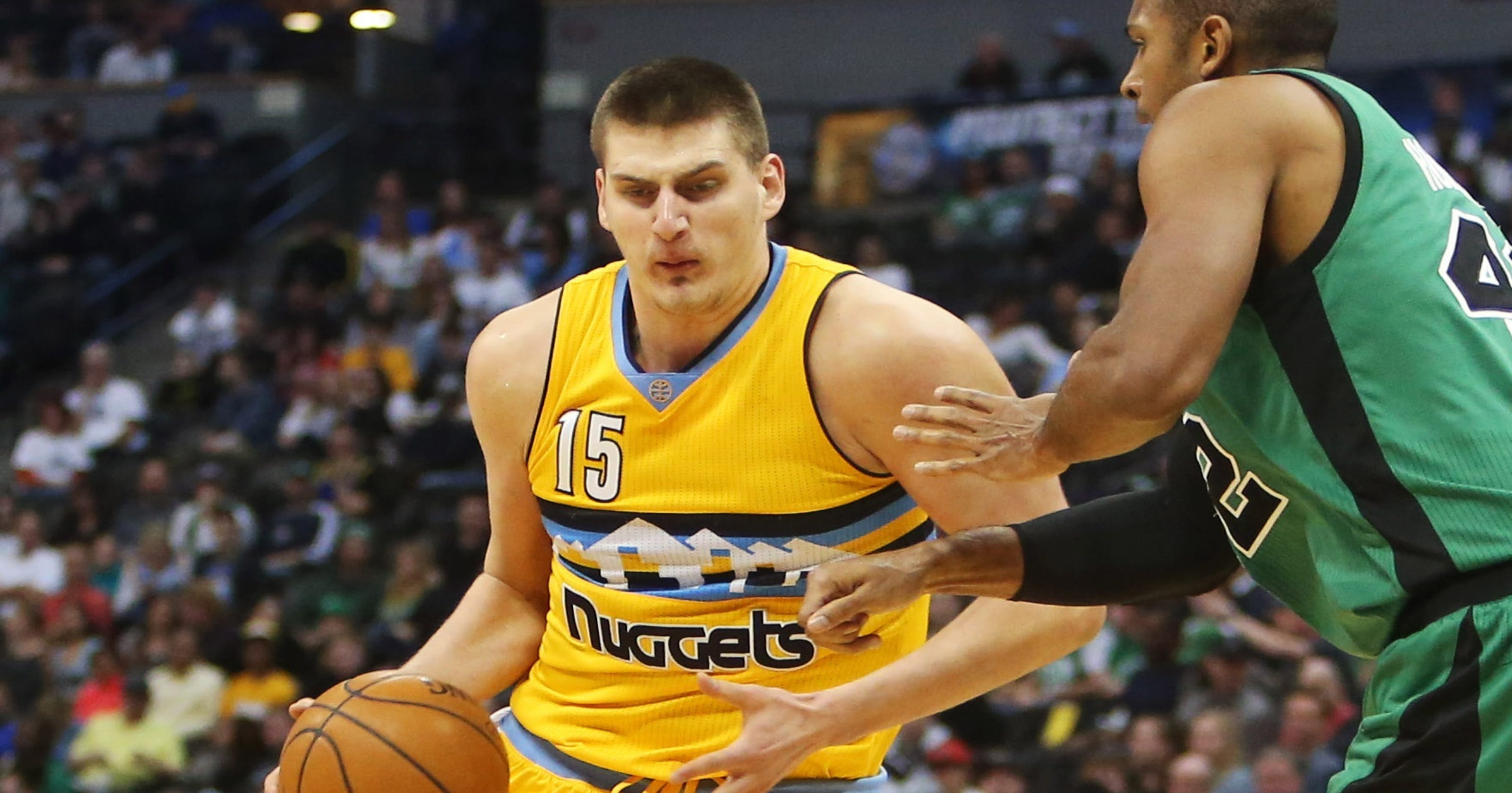 Image result for nikola jokic usa today