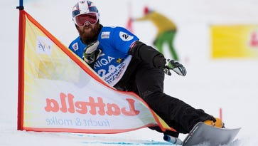 Winter Olympics: Rumson snowboarder A.J. Muss to debut in prime time