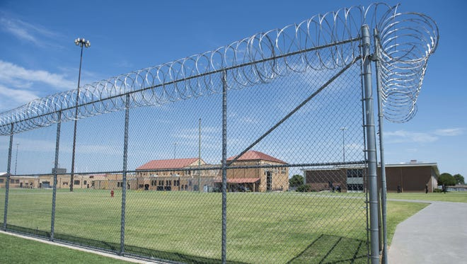 The El Reno Federal Correctional Institution in El Reno, Okla.
