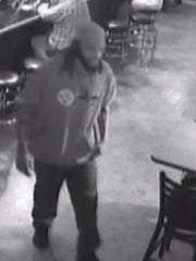 Suspect in the early morning shooting Thursday outside a Smyrna bar.