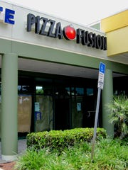 Pizza Fusion recently closed its location in The Gateway