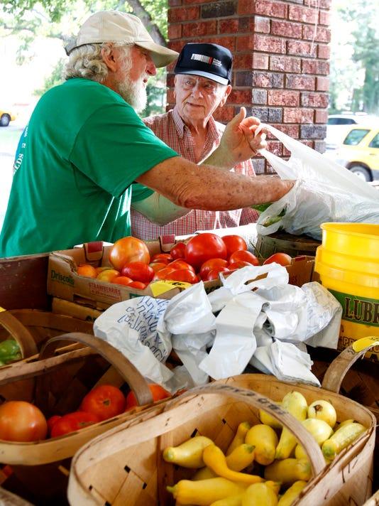 Calendar Farmers Market