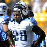 First round, 24th overall: CHRIS JOHNSON, running back, East Carolina