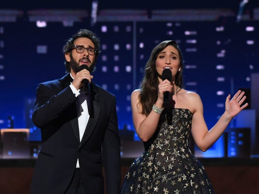 Entertainment: 72nd Tony Awards