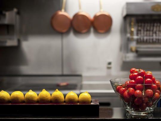 restaurant kitchen