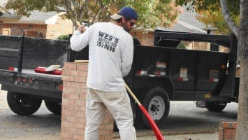 Wes Varner brings Wes' Landscape Care and Design to Lincoln County.
