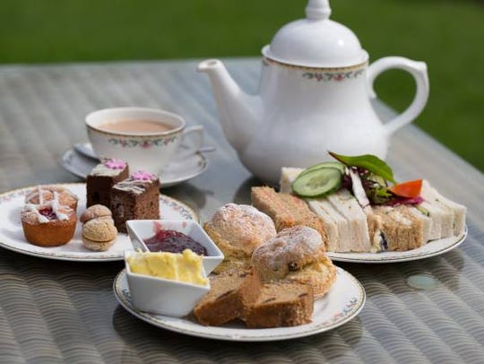 Afternoon Tea, hosted by The Spice and Tea Exchange
