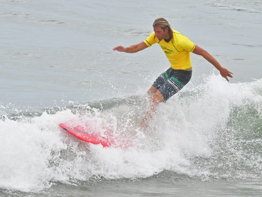 Sunday at the NKF Surf Festival