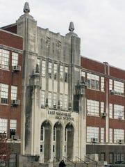 East Nashville Magnet School re-started its football
