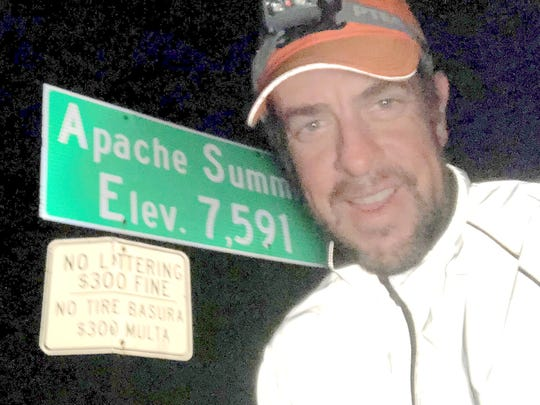 A quick stop for Bucklew at Apache Summit.