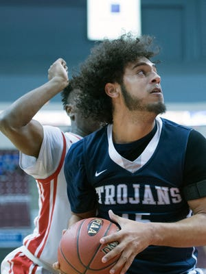 Chambersburg's Tyler Collier is poised to be one of the best players in the Mid-Penn this season.