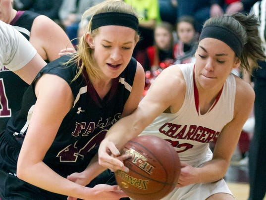 Girls Basketball: Menomonee Falls at Sussex