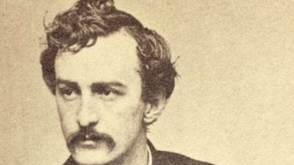 Some readers found it curious that John Wilkes Booth, President Lincoln's assassin, had a strong tie to York County. He went to school here for some months before the Civil War. His story, plus others, helped York curiosities to gain the top spot among York Town Square blog posts in 2016.