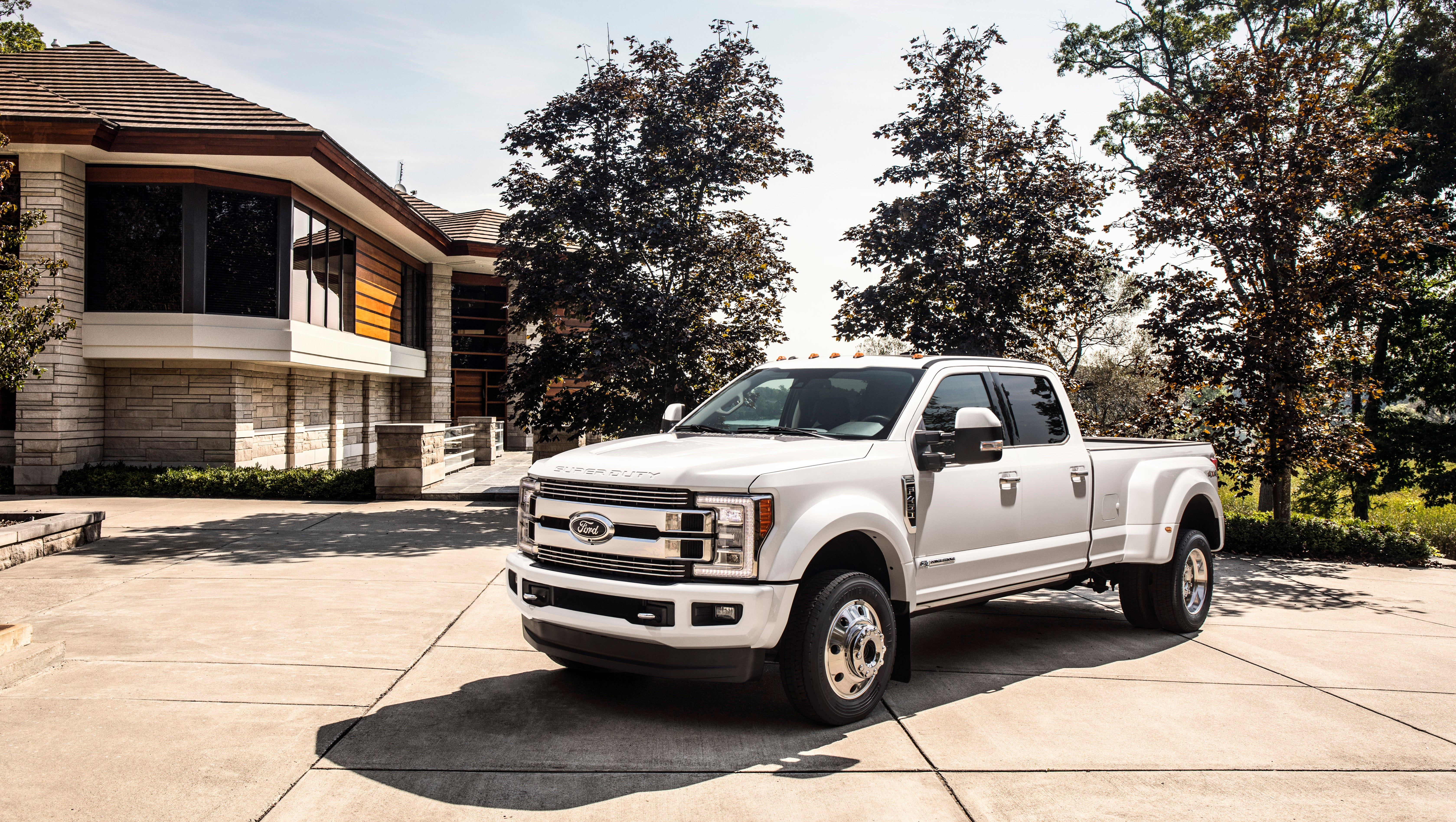 2012 Ford F850 F 850 Super Duty Series Limited Pickup Truck Tops Out 3200x1680