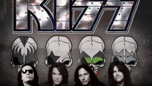 KISS will play an intimate no-makeup concert at Badlands Pawn on Thursday, Feb. 11, 2016.