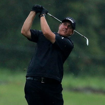 Mickelson too dominant for his own good at Match Play?