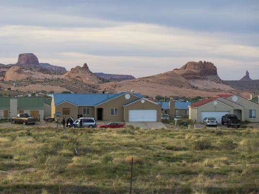 Navajo Housing Authority board changes