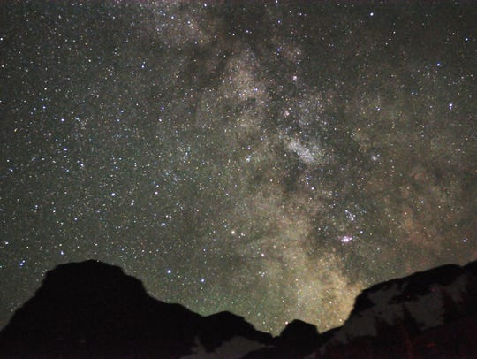 Four star parties are scheduled in Glacier this summer.