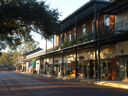 Natchitoches  took top honors in the 10Best Readers'