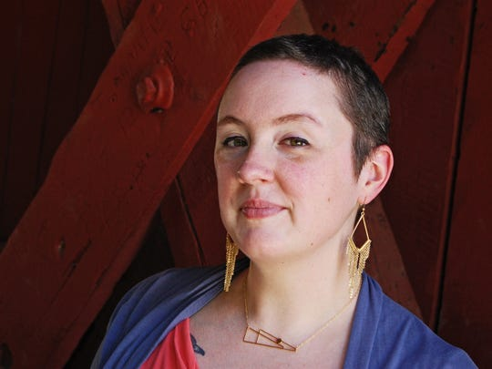 Centenary College Professor Emilia Phillips is honored with 2015 Nonfiction Prize.