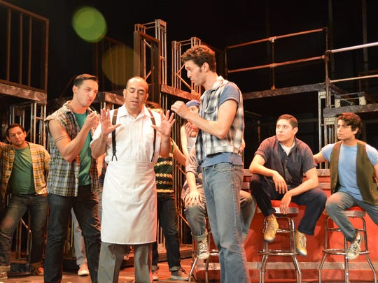 "The UTEP Dinner Theatre is featuring the classic, award-winning ""West Side Story"" at the campus theater in the Union Building. Due to popular demand, four more performances have been added to the schedule."