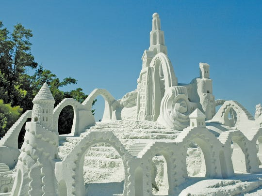 The 29th Annual American Sand Sculpting Championship will be held from Nov. 20-29 at Fort Myers Beach.