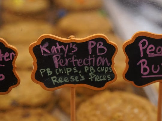 Best cookie ever! Katy's PB Perfection