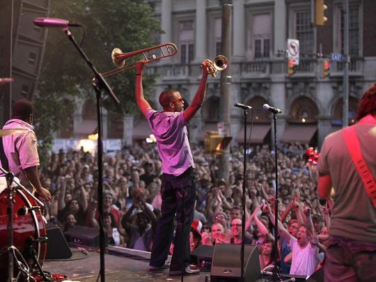 Trombone Shorty and Orleans Avenue will return this year to play at the Xerox Rochester International Jazz Festival.