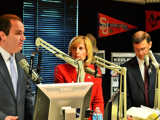 George Phillips, Claudia Tenney, Steve Wells