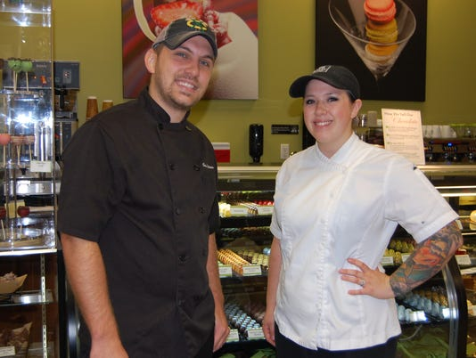 Molly Cook Chris Botterman Of Norman Love Confections